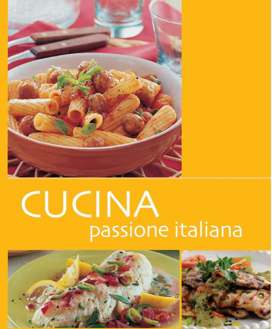 cucina passione italiana